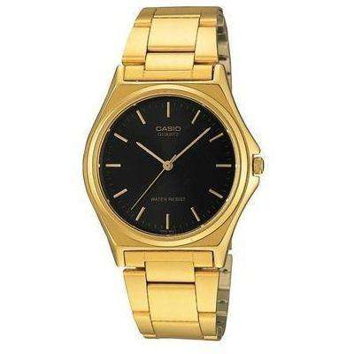 Casio MTP-1130N-1A Gold Plated Watch for Men - Watchportal Philippines
