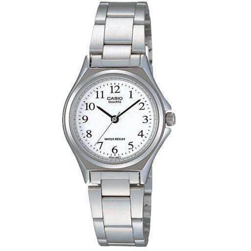 Casio LTP-1130A-7B Silver Stainless Watch for Women - Watchportal Philippines