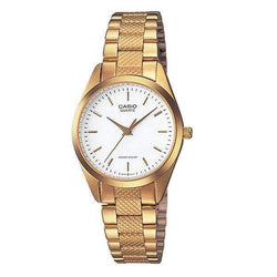 Casio LTP-1274G-7A Gold Plated Stainless Steel Watch for Women - Watchportal Philippines