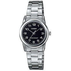 Casio LTP-V001D-1B Silver Stainless Watch for Women - Watchportal Philippines