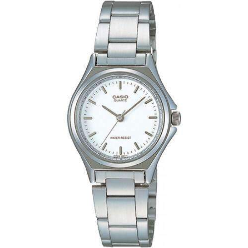 Casio LTP-1130A-7A Silver Stainless Steel Watch for Women - Watchportal Philippines