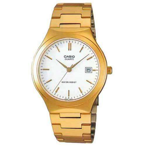 Casio MTP-1170N-7A Gold Plated Watch for Men - Watchportal Philippines