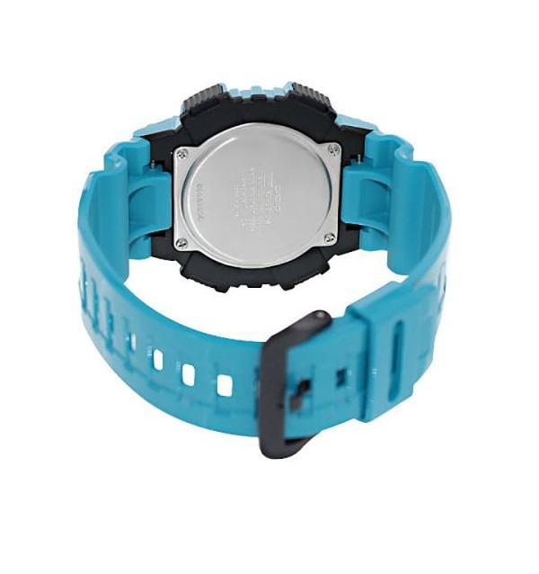 Casio AQ-S810WC-3A Blue Solar Powered Watch for Men - Watchportal Philippines