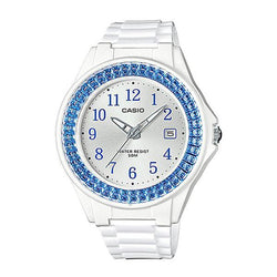 Casio LX-500H-2B White Resin Watch for Women - Watchportal Philippines
