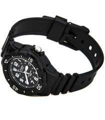 Casio LRW-200H-1B Black Resin Strap Watch for Women - Watchportal Philippines
