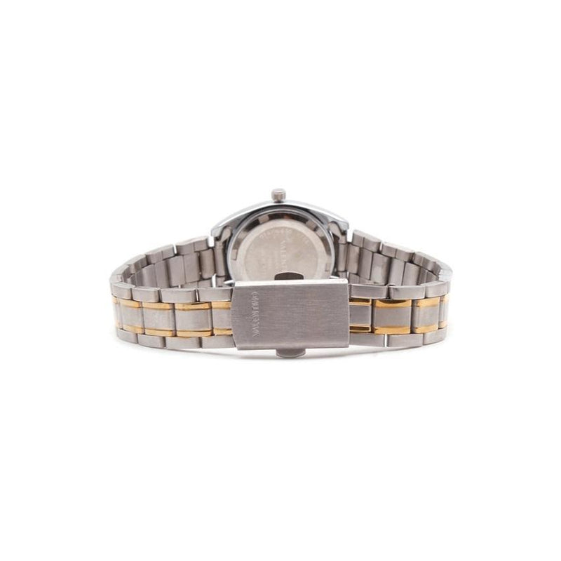 Valentino 20121683-TWO TONE - GOLD DIAL STAINLESS BAND STRAP Watch for Women - Watchportal Philippines