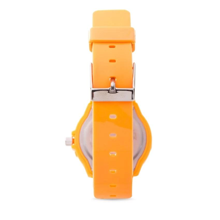 Valentino 20121727-ORANGE - WHT DIAL PLASTIC STRAP Watch for Women - Watchportal Philippines