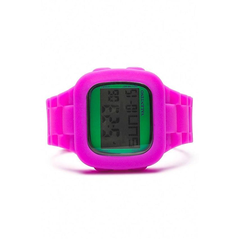 Valentino 20121738-VIOLET RUBBER STRAP Watch for Men and Women - Watchportal Philippines