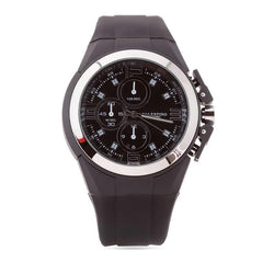 Valentino 20121900-BLACK  RUBBER STRAP Watch For MEN - Watchportal Philippines