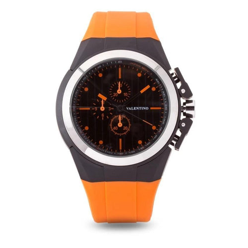 Valentino 20121900-ORANGE RUBBER STRAP Watch For MEN - Watchportal Philippines