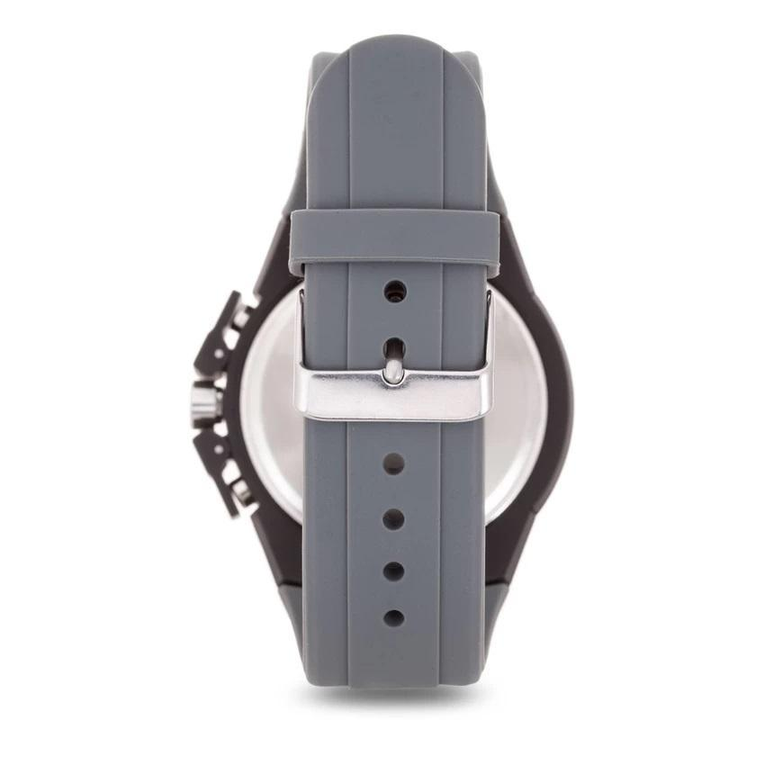 Valentino 20121900-SILVER RUBBER STRAP Watch For Men - Watchportal Philippines