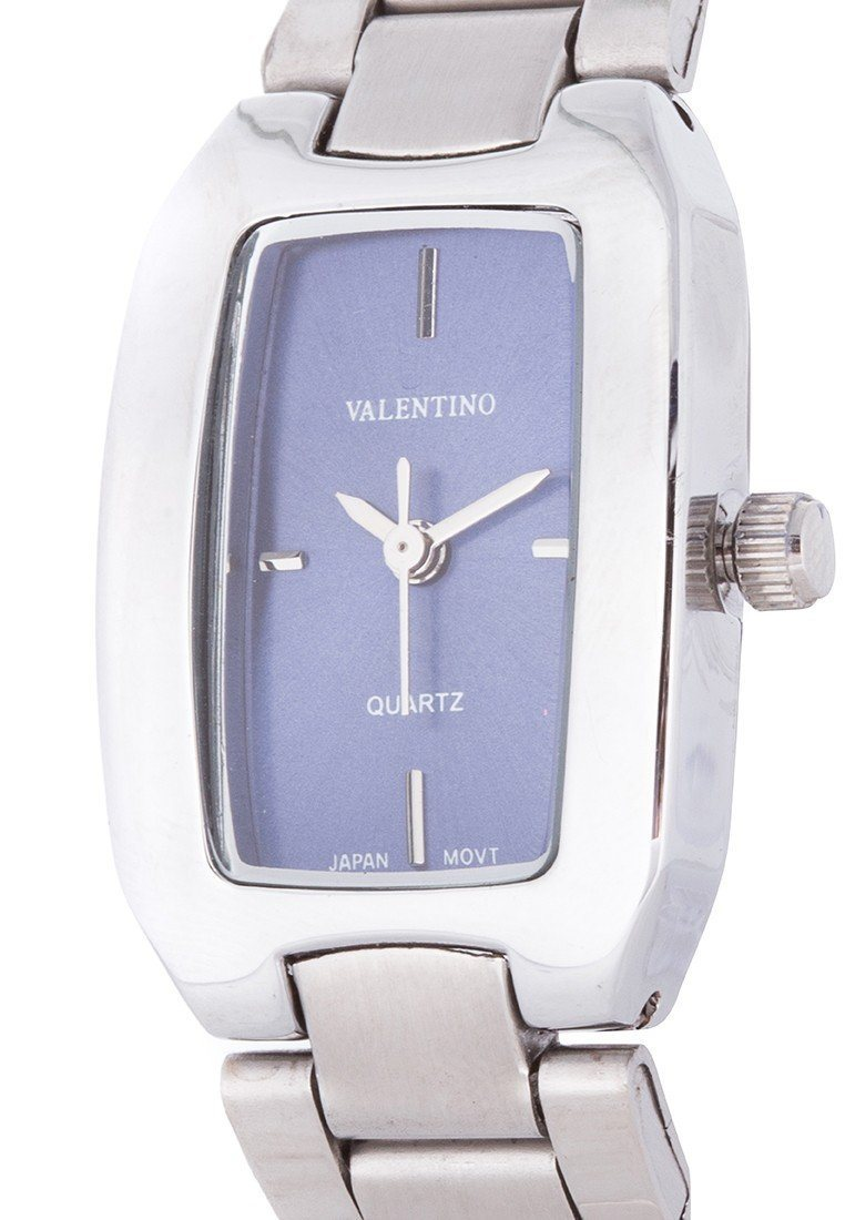 Valentino 20121949-BLUE SILVER STAINLESS BAND Watch For Women - Watchportal Philippines