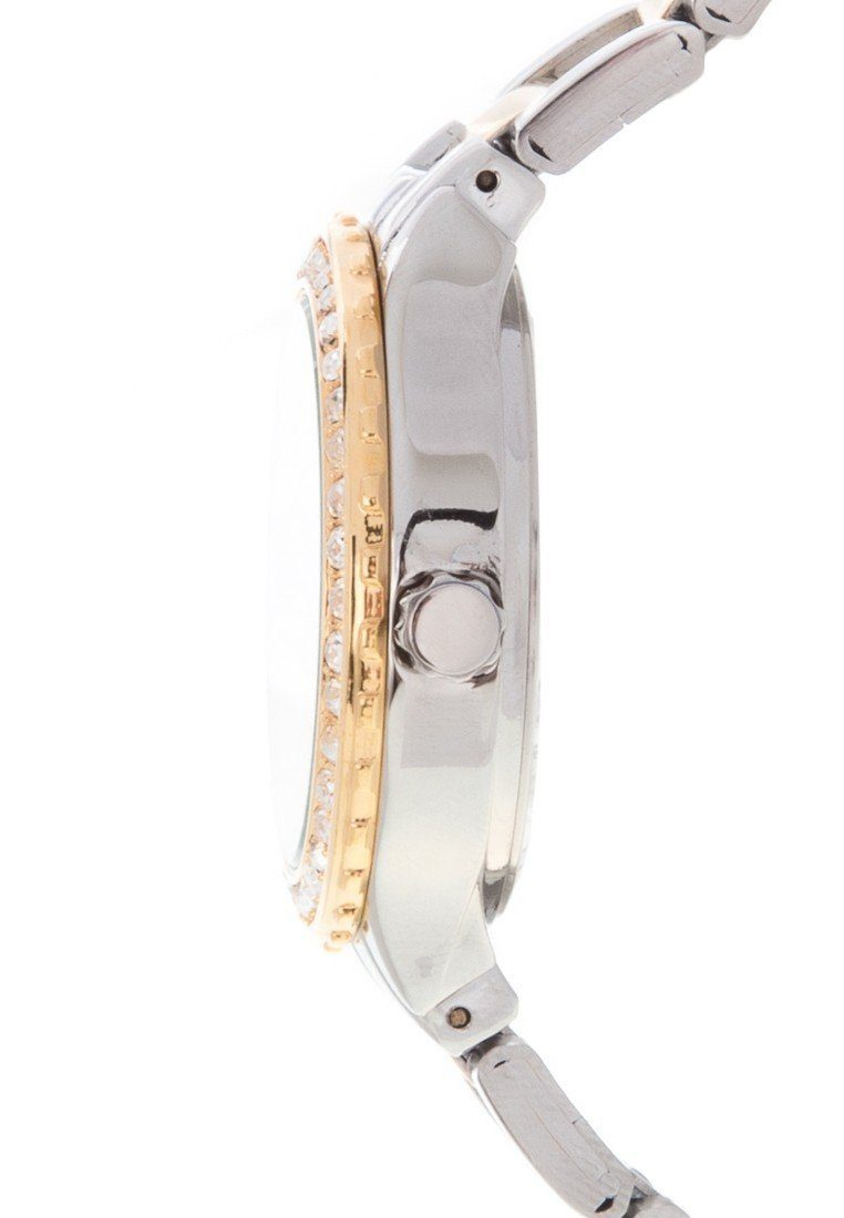 Valentino 20121959-TWO TONE - WHITE DIAL STAINLESS BAND Watch For Women - Watchportal Philippines