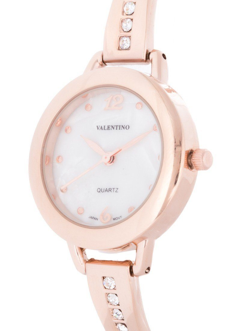 Valentino 20121981-MOP DIAL ROSE GOLD FASHION METAL - ALLOY Watch For Women