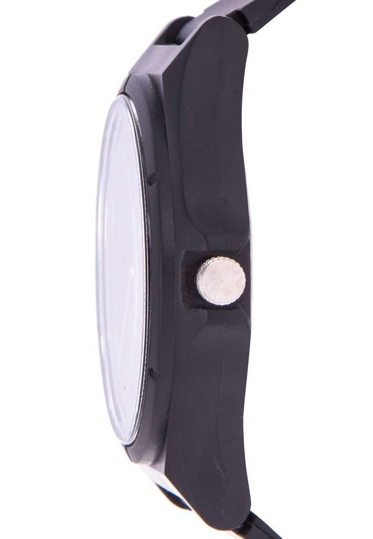 Valentino 20122084-YELLOW NUMBER BLACK RUBBER STRAP Watch for Men and Women