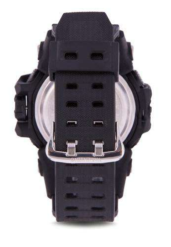 Valentino 20122085-BLACK STRAP BLACK RUBBER STRAP Watch for Men