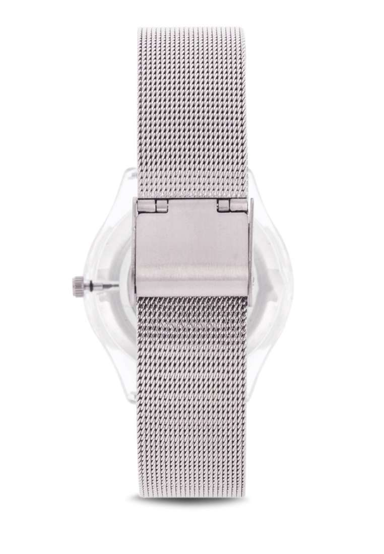 Valentino 20122099-SILVER SILVER STAINLESS STEEL STRAP Watch for Women