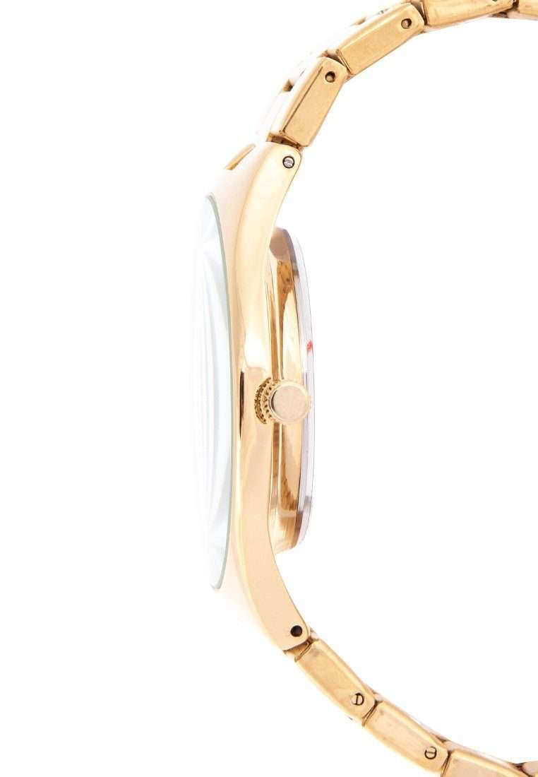 Valentino 20122112-GOLD DIAL Gold Stainless Steel Band Watch for Women