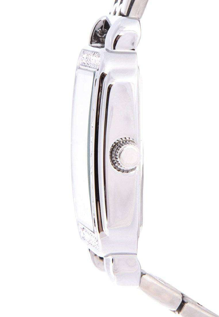 Valentino 20122128-SILVER DIAL Silver Stainless Steel Band Watch for Women