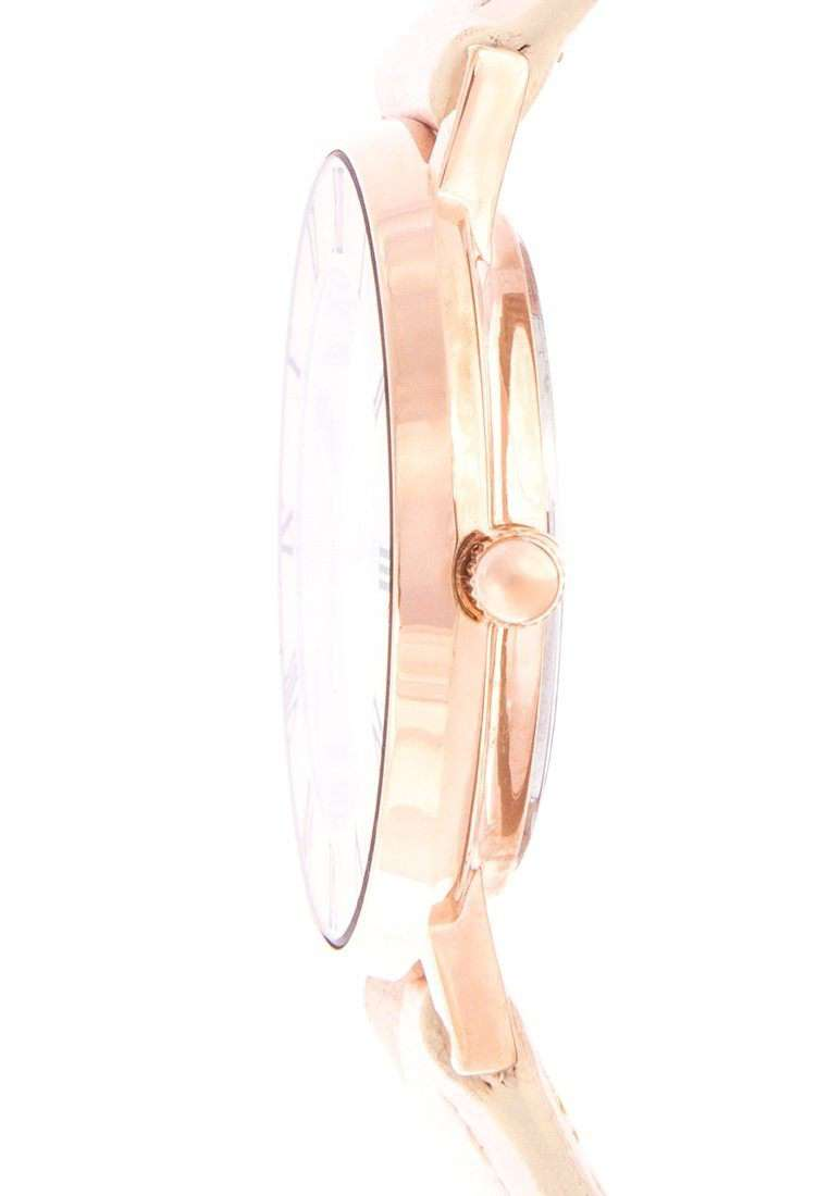 Valentino 20122130-PINK STRAP Pink Leather Strap Watch for Women