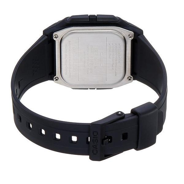 Casio DB-36-1A Black Resin Watch for Women and Men - Watchportal Philippines