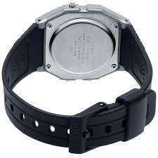 Casio F91WM-7A Black Resin Strap Watch For Men and Women - Watchportal Philippines