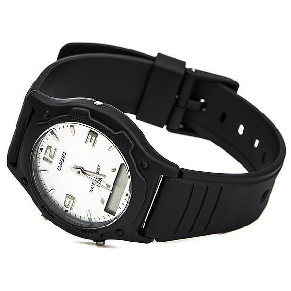 Casio Standard Men's Black Resin Strap Watch- AW-49HE-7AVDF - Watchportal Philippines