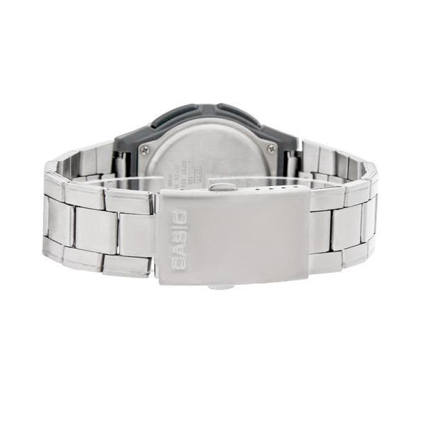 Casio Standard Men's Silver Stainless Steel Strap Watch- AW-80D-7AVDF - Watchportal Philippines