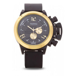 Valentino 20121896-GOLD BIG LEE STYLE RUBBER STRAP  Watch for Men - Watchportal Philippines