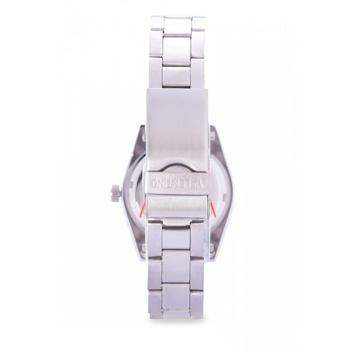 Valentino 20122025-BLUE DIAL SILVER STAINLESS STEEL STRAP Watch for Women