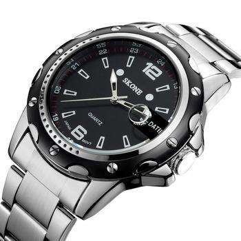 Skone 7147-1 Men's Stainless Steel Watch
