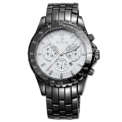 Skone 7389B-1 Men's Stainless Steel Watch