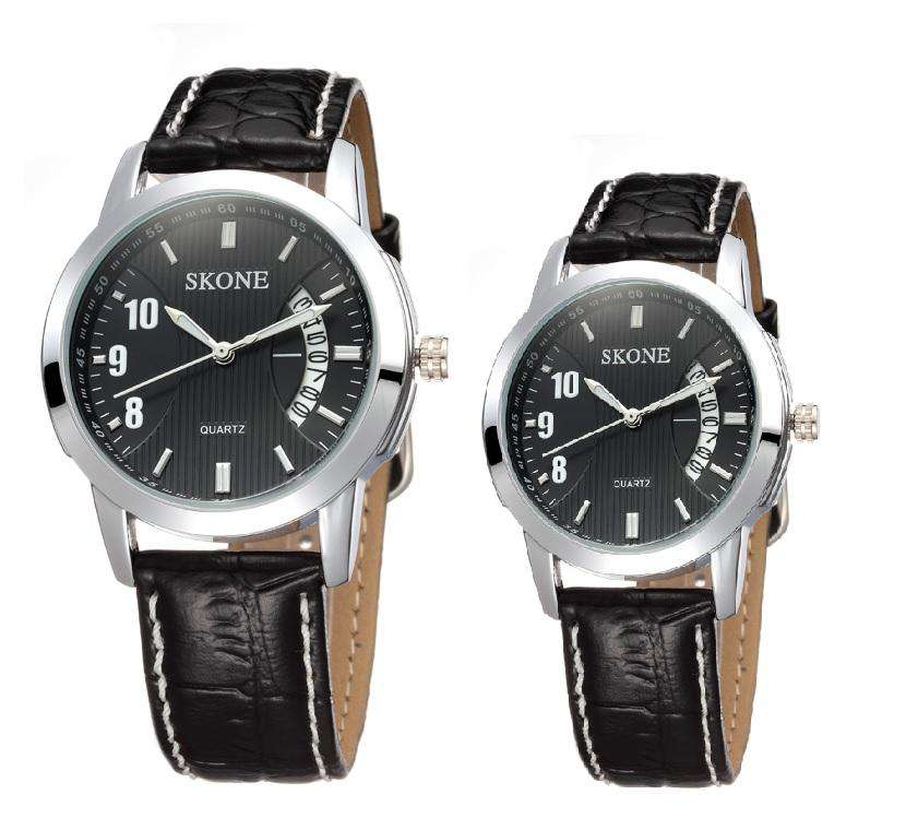 Skone 9108-man-1 Men's Leather Watch