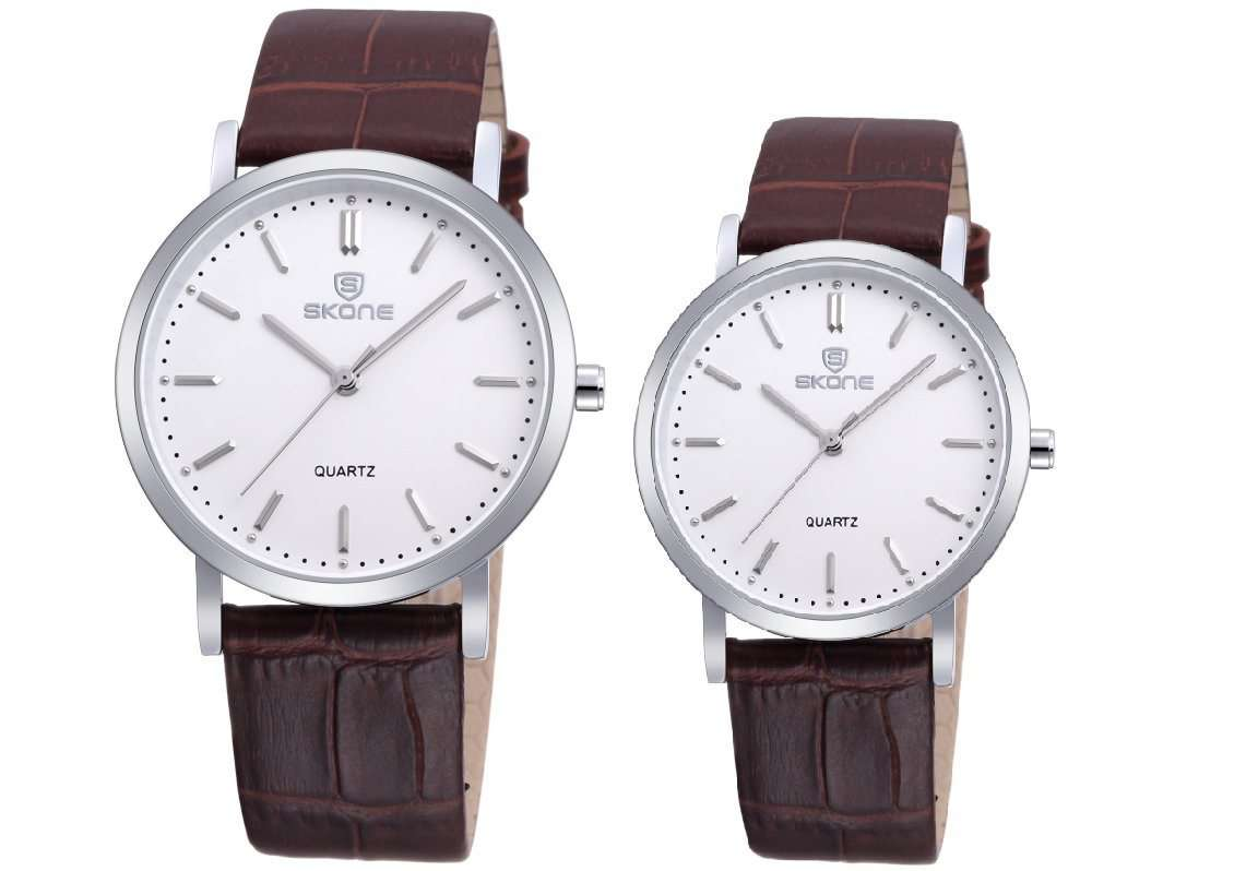 Skone 9310-man-4 Men's Leather Watch