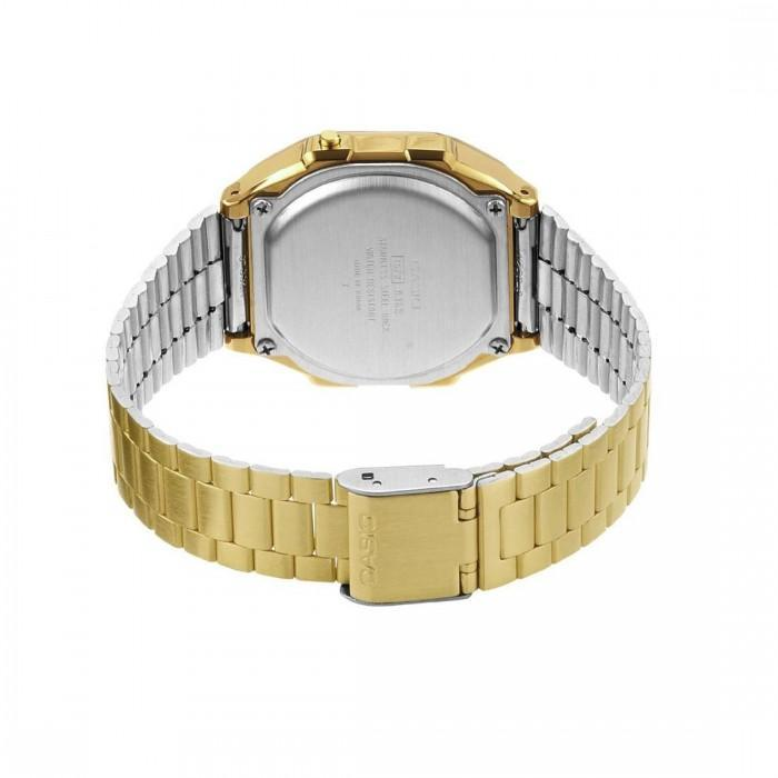 Casio Vintage A168WG-9W Gold Plated Watch For Women and Men - Watchportal Philippines