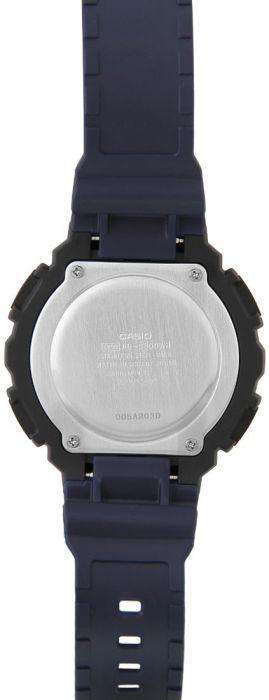 Casio AD-S800WH-2A Navy Blue Resin Watch for Men