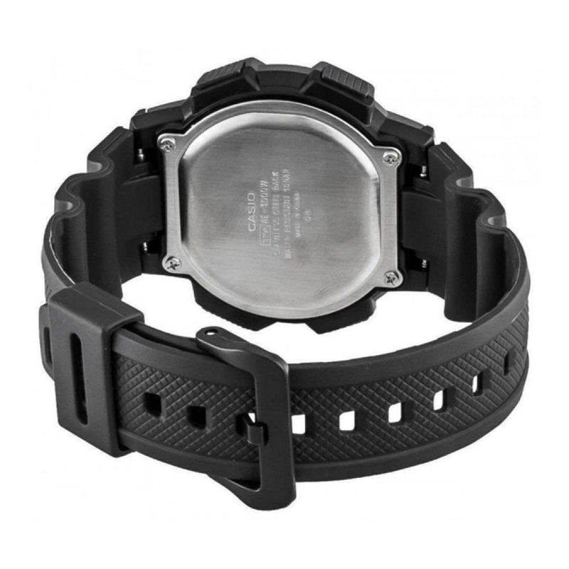 Casio AE-1000W-1A  Black Resin Strap Watch For Men