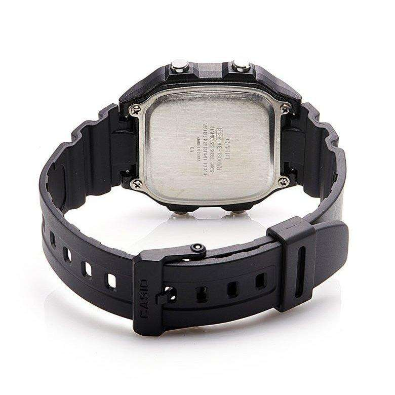 Casio AE-1300WH-1A2VDF Black Resin Watch for Men