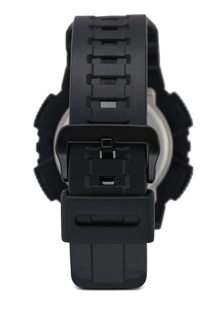 Casio AQ-S810W-1B Black Solar Powered Watch For Men