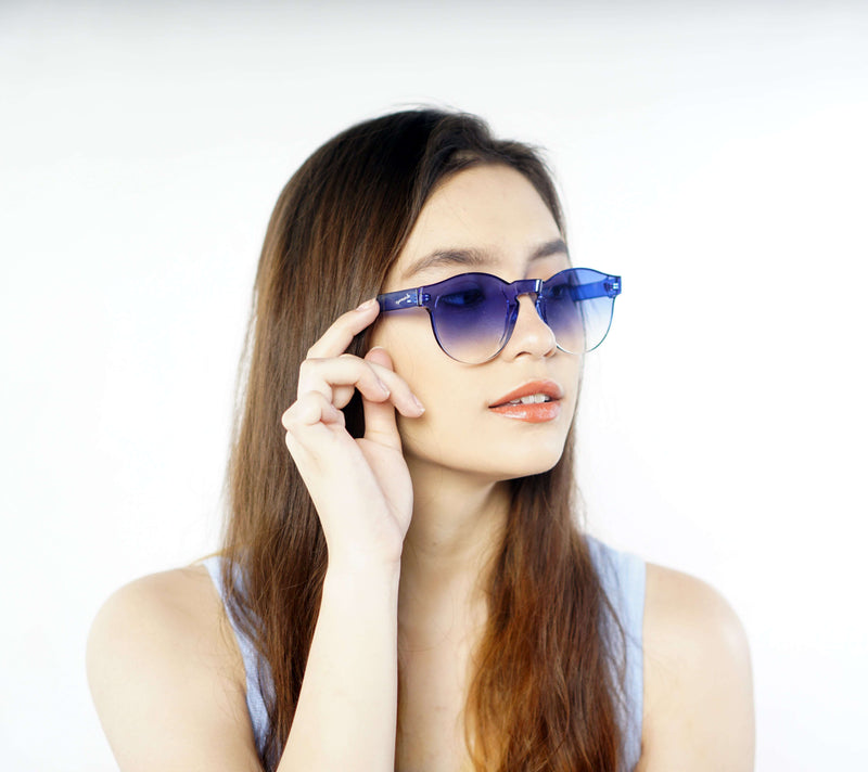 EyeMarie Ivy-Blue UV400 Protection Sunglass for Women