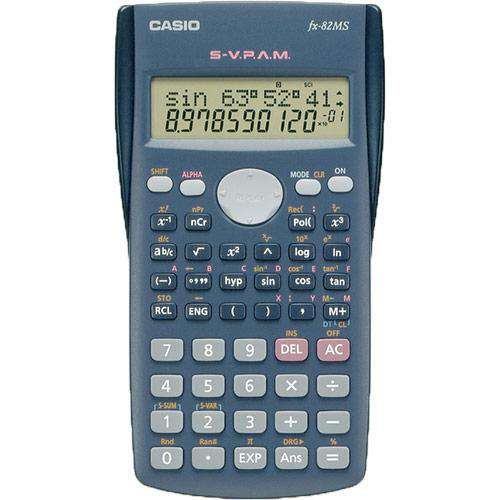 Casio FX-82MS-WC Scientific Calculator - Watchportal Philippines