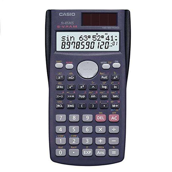 Casio FX-85MS-WC Scientific Calculator - Watchportal Philippines