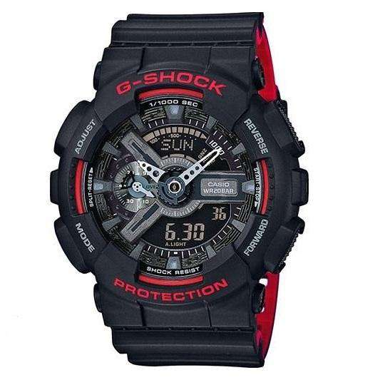 Casio G-Shock GA-110HR-1ADR Watch for Men - Watchportal Philippines