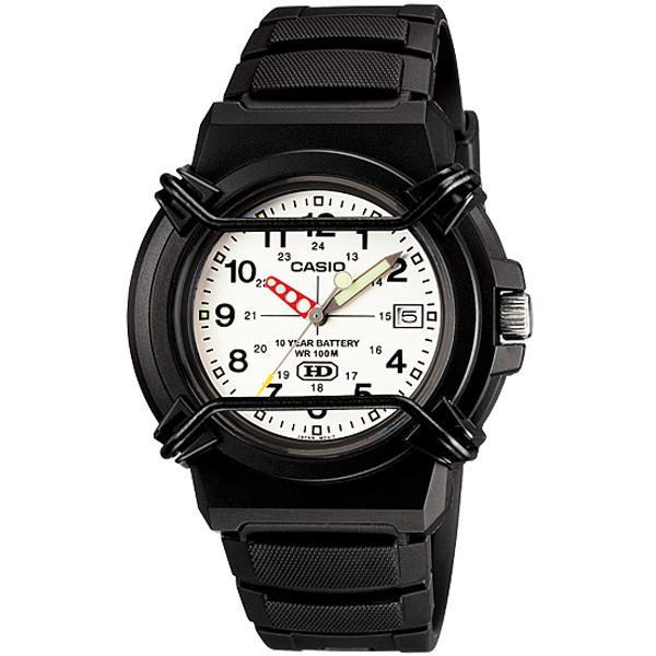 Casio Standard Unisex Black Resin Strap Watch- HDA-600B-7BV (One Size)- For Men and Women - Watchportal Philippines