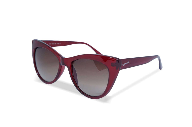 EyeMarie Ivan-Red UV400 Protection Sunglass for Women