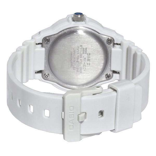 Casio LRW-200H-7B White Resin Strap Watch for Women - Watchportal Philippines