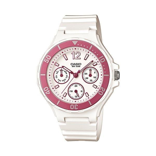 Casio LRW-250H-4A White Resin Strap Watch for Women - Watchportal Philippines