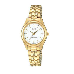 Casio Vintage LTP-1129N-7ARDF Gold Stainless Watch for Women