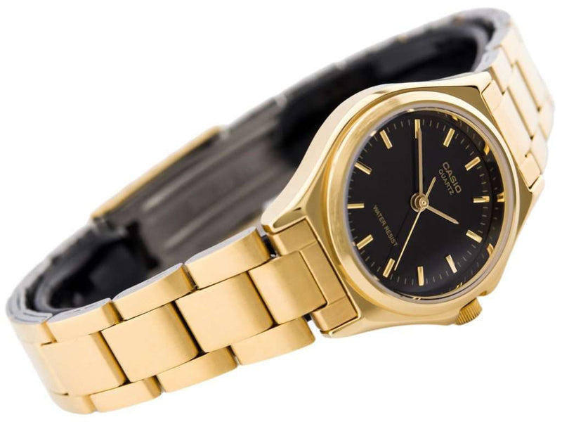 Casio LTP-1130N-1A Gold Plated Watch for Women
