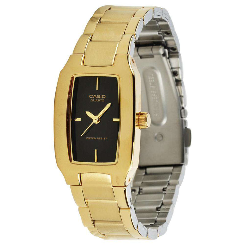 Casio Vintage LTP-1165N-1C Gold Plated Watch for Women